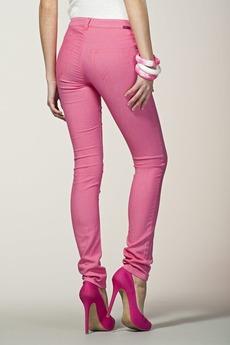 Розовые женские джинсы TOM FARR