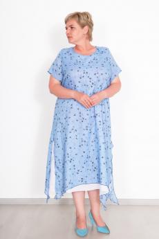 Длинное легкое платье Lika Dress