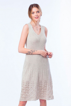 Новинка: летнее платье без рукавов Kvinto